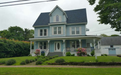 Home style Large 3Br in quality building, Central New Glasgow